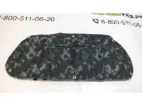 Утеплитель радиатора УАЗ-452омон (серый камуфляж)