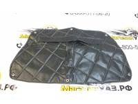 Утеплитель радиатора 469 черный прострочка ромбом