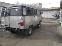 Обшивка кузова УАЗ 452 высокая