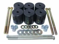 Комплект бодилифт (лифт-комплект кузова) УАЗ 39094 (80 мм)
